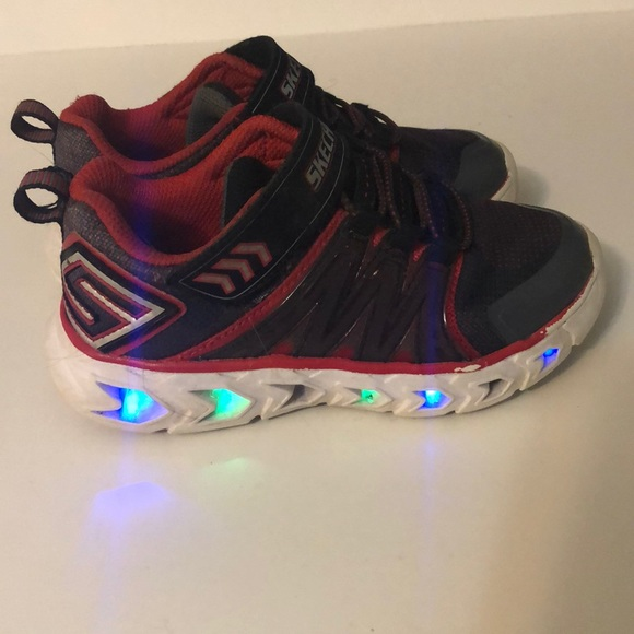 Skechers Shoes | Boys Light Up